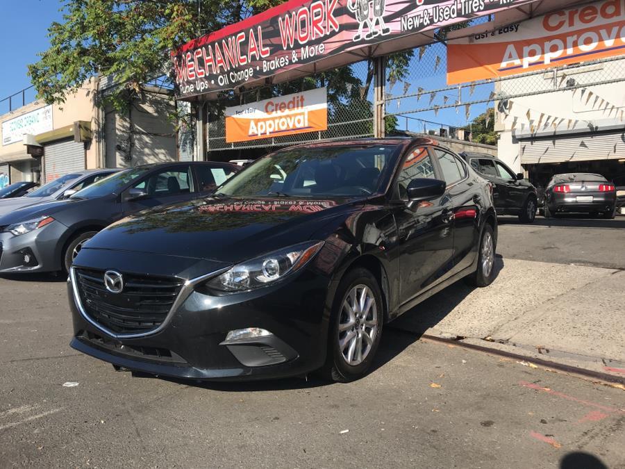 Used Mazda Mazda3 4dr Sdn Auto i Sport 2016 | Rubber Bros Auto World. Brooklyn, New York