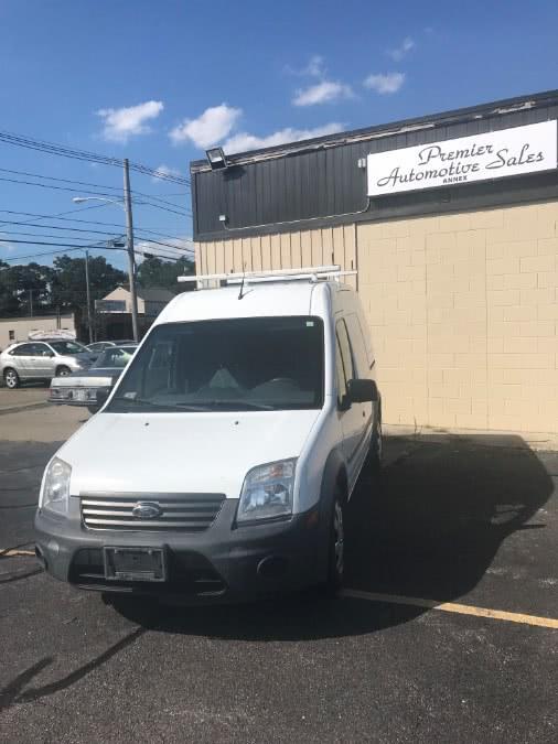 "Used Ford Transit Connect 114.6"" XL w/o side or rear door glass 2013   Premier Automotive Sales. Warwick, Rhode Island"