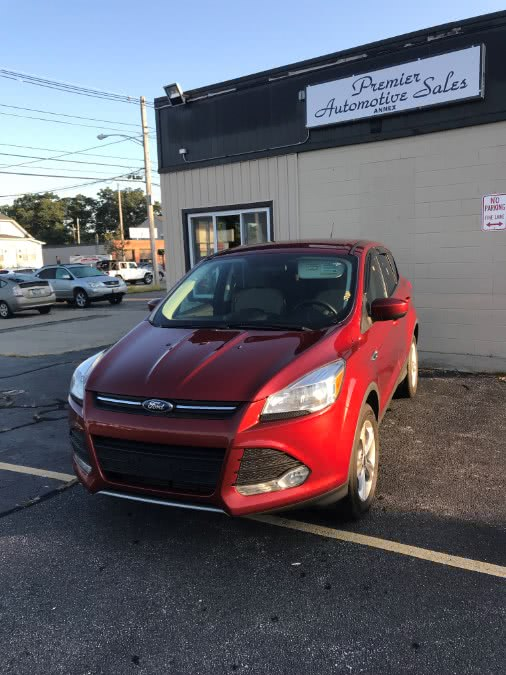Used Ford Escape 4WD 4dr SE 2015 | Premier Automotive Sales. Warwick, Rhode Island
