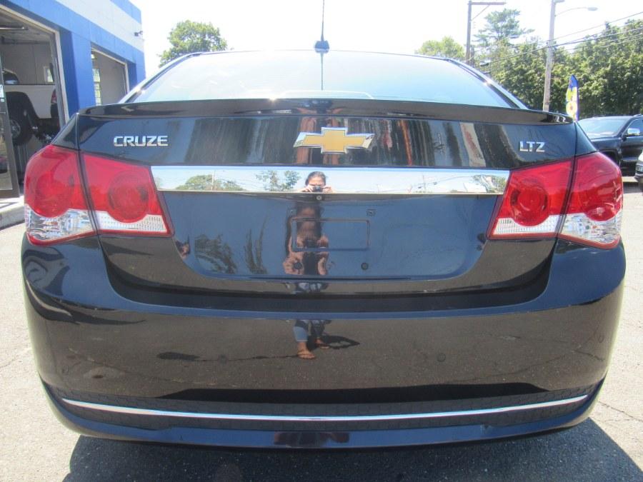 2015 Chevrolet Cruze 4dr Sdn LTZ, available for sale in Hamden, Connecticut | Northeast Motor Car. Hamden, Connecticut