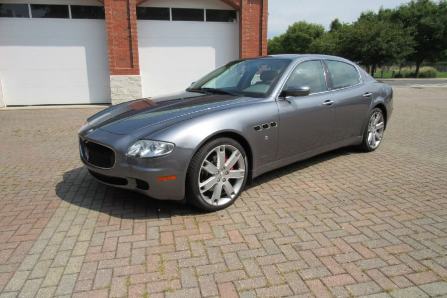 Used 2007 Maserati Quattroporte in Shelton, Connecticut | Center Motorsports LLC. Shelton, Connecticut