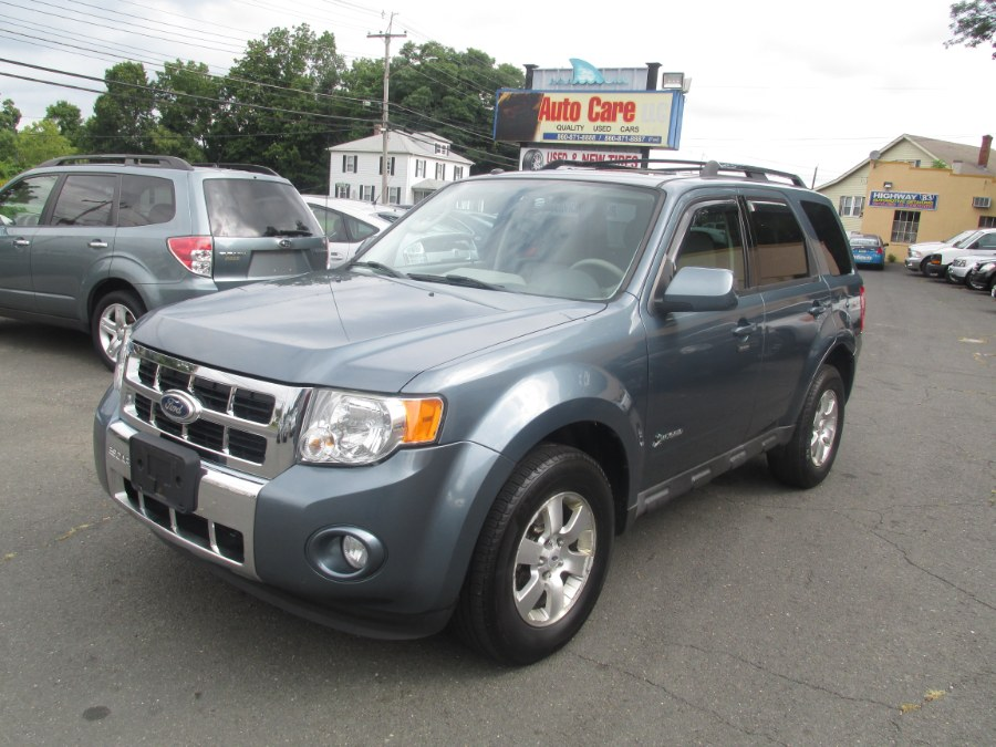 Used Ford Escape 4WD 4dr Hybrid Limited 2010 | Auto Care Motors. Vernon , Connecticut