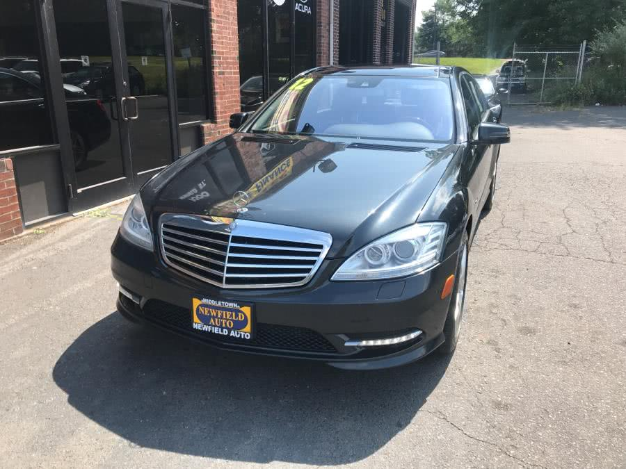 Used 2012 Mercedes-Benz S-Class in Middletown, Connecticut | Newfield Auto Sales. Middletown, Connecticut