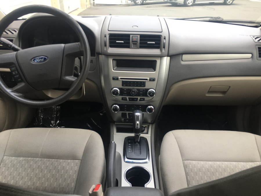 2012 Ford Fusion 4dr Sdn S FWD, available for sale in Bristol, Connecticut | Bristol Auto Center LLC. Bristol, Connecticut