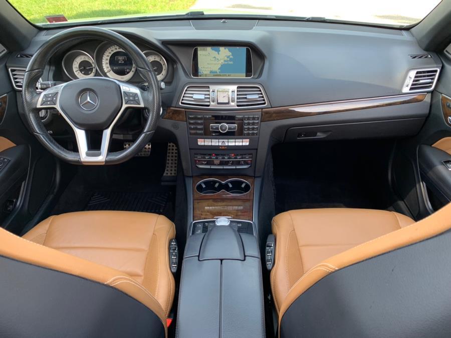 Used Mercedes-Benz E-Class 2dr Cabriolet E 400 2015 | Luxury Motor Club. Franklin Square, New York