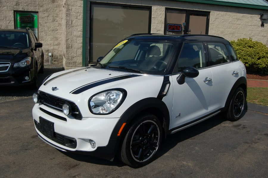 Used MINI Cooper Countryman ALL4 4dr S 2016 | M&N`s Autohouse. Old Saybrook, Connecticut