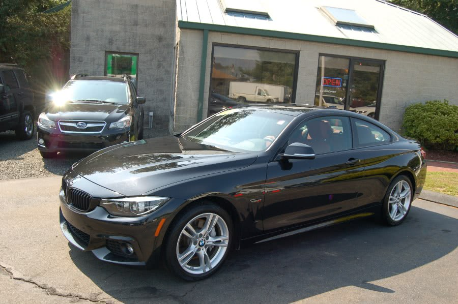 Used BMW 4 Series 440i xDrive Coupe M SPORT 6 SPEED MANUAL 2019 | M&N`s Autohouse. Old Saybrook, Connecticut