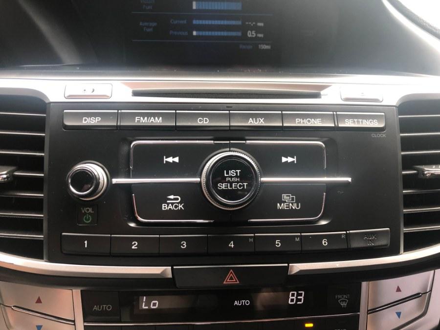 Used Honda Accord Sedan 4dr I4 CVT Sport 2014   Boston Prime Cars Inc. Chelsea, Massachusetts
