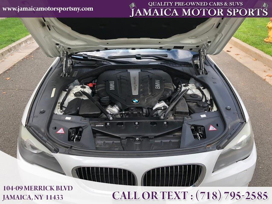 2012 BMW 7 Series 4dr Sdn 750Li RWD, available for sale in Jamaica, New York | Jamaica Motor Sports . Jamaica, New York