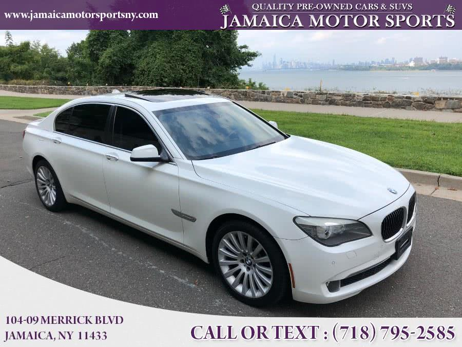 Used 2012 BMW 7 Series in Jamaica, New York | Jamaica Motor Sports . Jamaica, New York