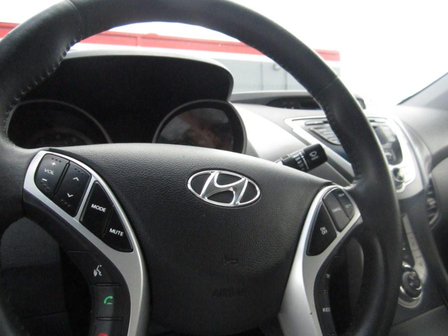 Used Hyundai Elantra 4dr Sdn Auto GLS (Ulsan Plant) 2012 | A-Tech. Medford, Massachusetts
