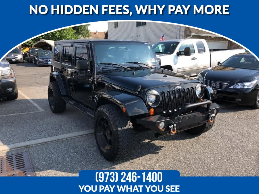 Used 2008 Jeep Wrangler in Lodi, New Jersey | Route 46 Auto Sales Inc. Lodi, New Jersey