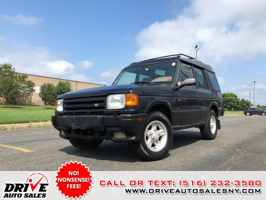 Used 1997 Land Rover Discovery in Bayshore, New York | Drive Auto Sales. Bayshore, New York