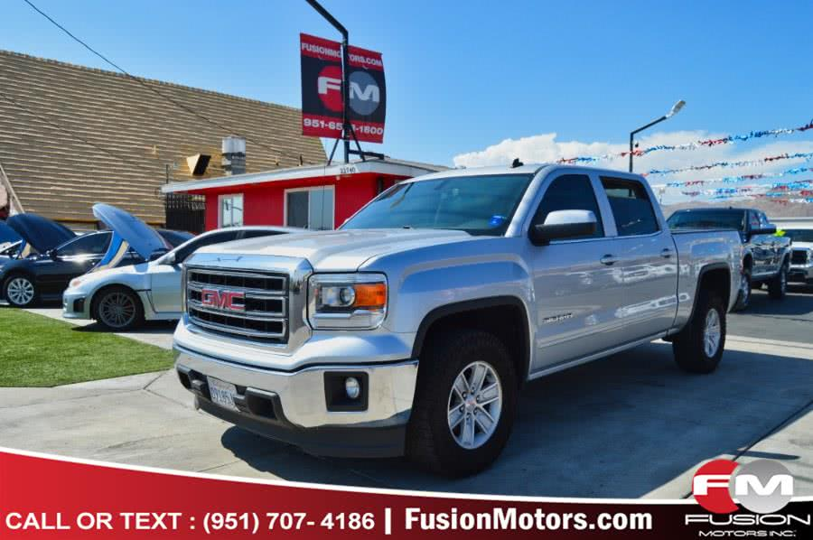 "2014 GMC Sierra 1500 2WD Crew Cab 143.5"" SLE, available for sale in Moreno Valley, CA"