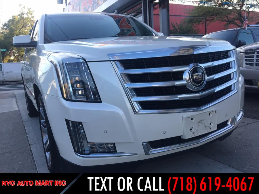Used 2015 Cadillac Escalade in Brooklyn, New York | NYC Automart Inc. Brooklyn, New York