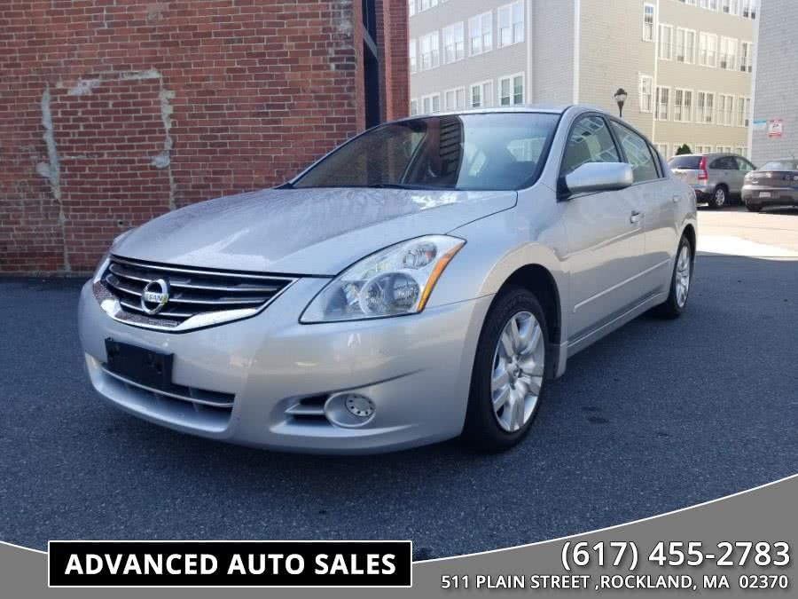 Used 2010 Nissan Altima in Rockland, Massachusetts | Advanced Auto Sales. Rockland, Massachusetts