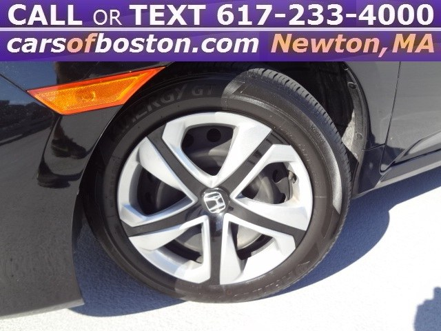 2016 Honda Civic Sedan 4dr CVT LX, available for sale in Newton, Massachusetts | Jacob Auto Sales. Newton, Massachusetts
