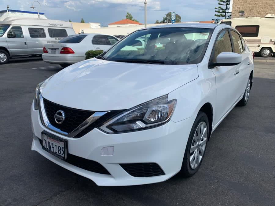 Used Nissan Sentra 4dr Sdn I4 CVT S 2016 | Carvin OC Inc. Lake Forest, California
