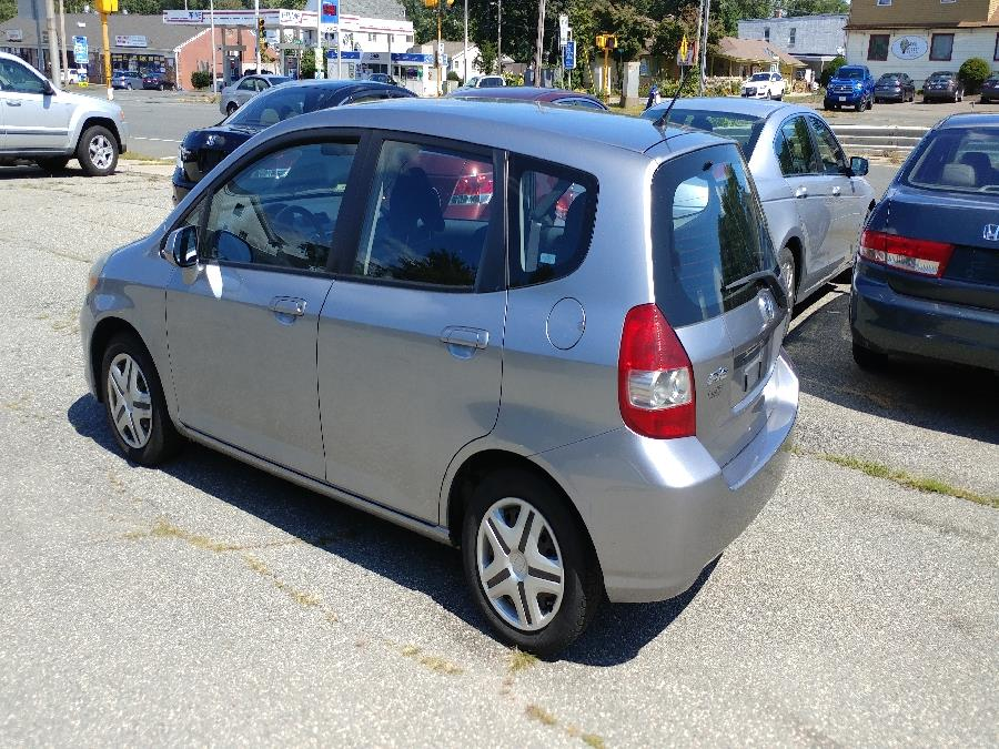2008 Honda Fit 5dr HB Auto, available for sale in Chicopee, Massachusetts | Matts Auto Mall LLC. Chicopee, Massachusetts