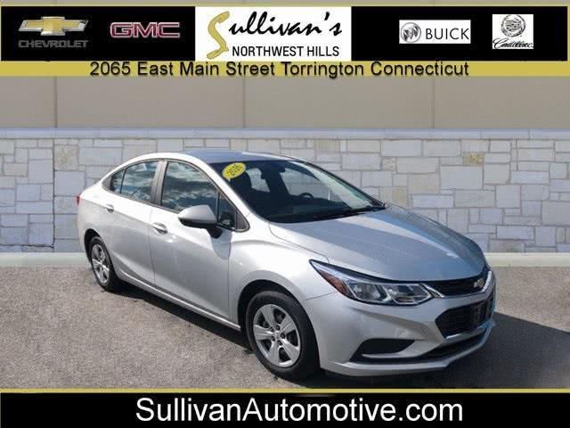 Used Chevrolet Cruze LS 2016 | Sullivan Automotive Group. Avon, Connecticut