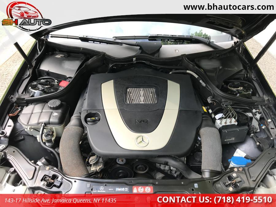 2008 Mercedes-Benz CLK-Class 2dr Cabriolet 3.5L, available for sale in Jamaica Queens, New York | BH Auto. Jamaica Queens, New York