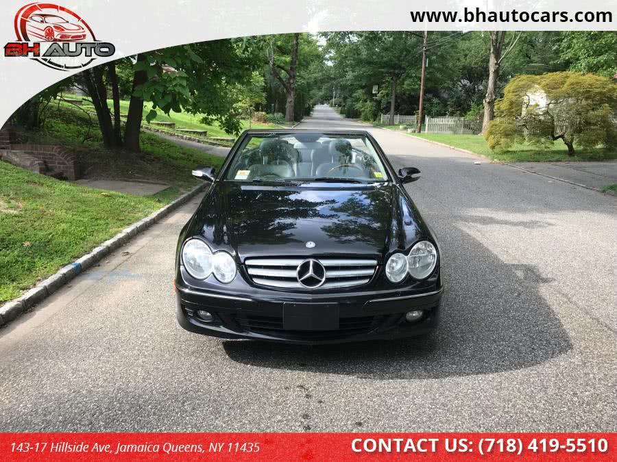 Used 2008 Mercedes-Benz CLK-Class in Jamaica Queens, New York | BH Auto. Jamaica Queens, New York