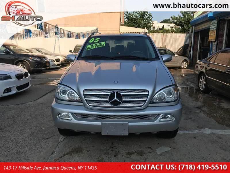 Used 2005 Mercedes-Benz M-Class in Jamaica Queens, New York | BH Auto. Jamaica Queens, New York