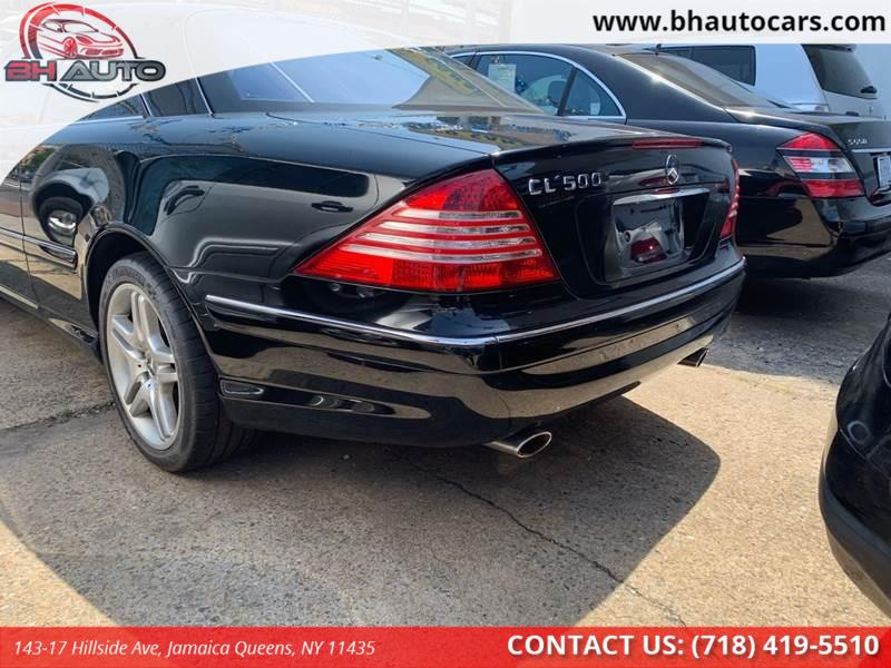 2006 Mercedes-Benz CL-Class 2dr Cpe 5.0L, available for sale in Jamaica Queens, New York | BH Auto. Jamaica Queens, New York