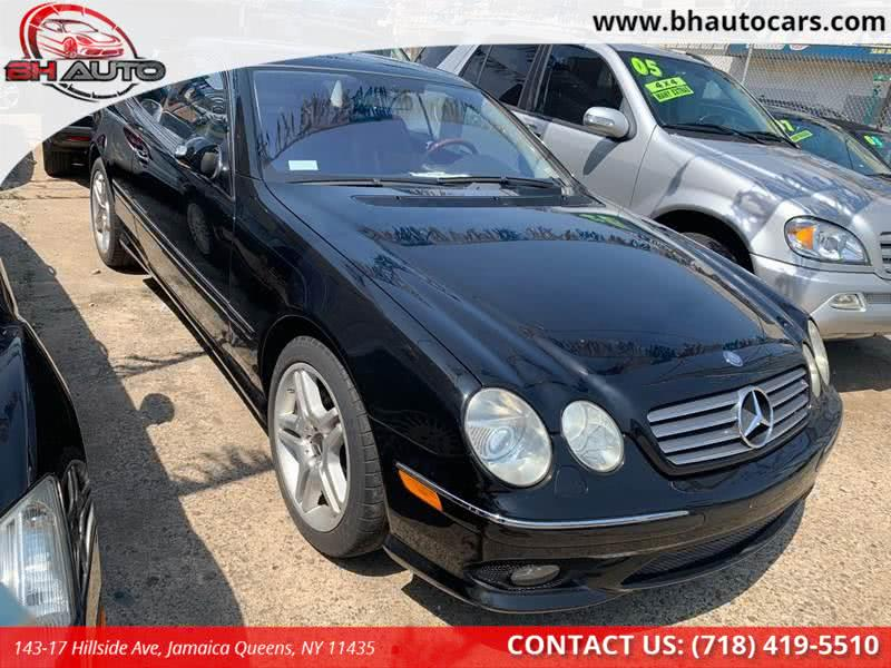 Used 2006 Mercedes-Benz CL-Class in Jamaica Queens, New York | BH Auto. Jamaica Queens, New York