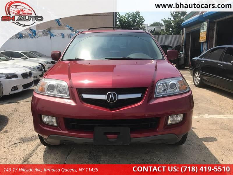 2004 Acura MDX 4dr SUV Touring Pkg RES w/Nav, available for sale in Jamaica Queens, New York   BH Auto. Jamaica Queens, New York