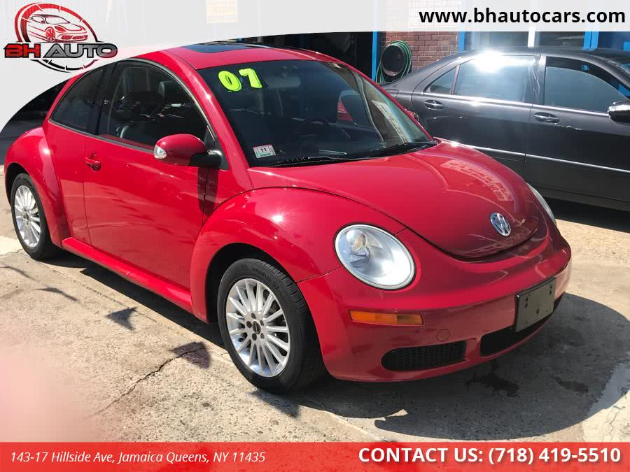 Used 2007 Volkswagen New Beetle Coupe in Jamaica Queens, New York | BH Auto. Jamaica Queens, New York