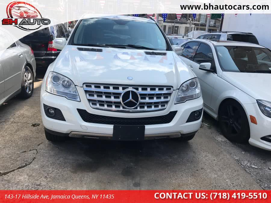 Used 2009 Mercedes-Benz M-Class in Jamaica Queens, New York | BH Auto. Jamaica Queens, New York