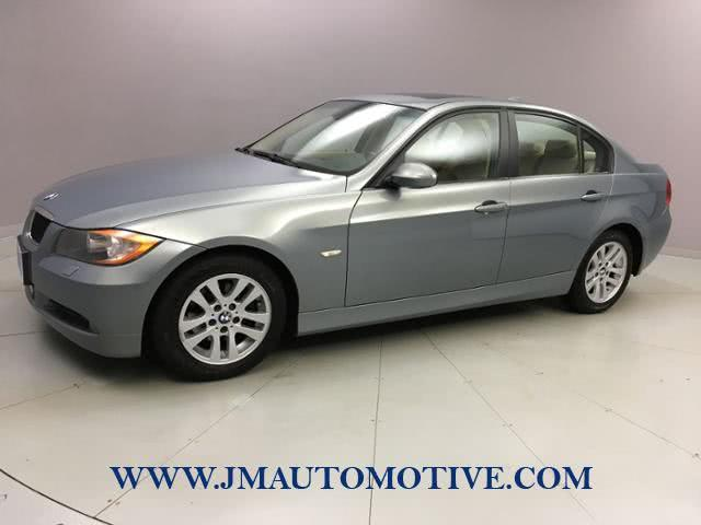 Used 2007 BMW 3 Series in Naugatuck, Connecticut | J&M Automotive Sls&Svc LLC. Naugatuck, Connecticut