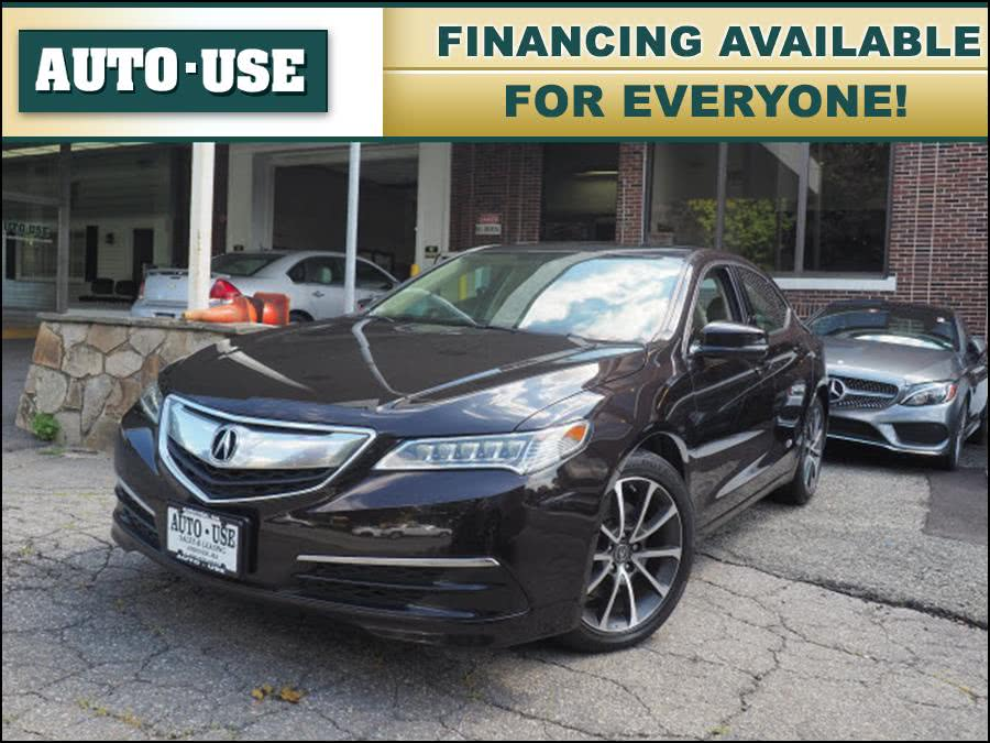 Used 2015 Acura Tlx in Andover, Massachusetts | Autouse. Andover, Massachusetts