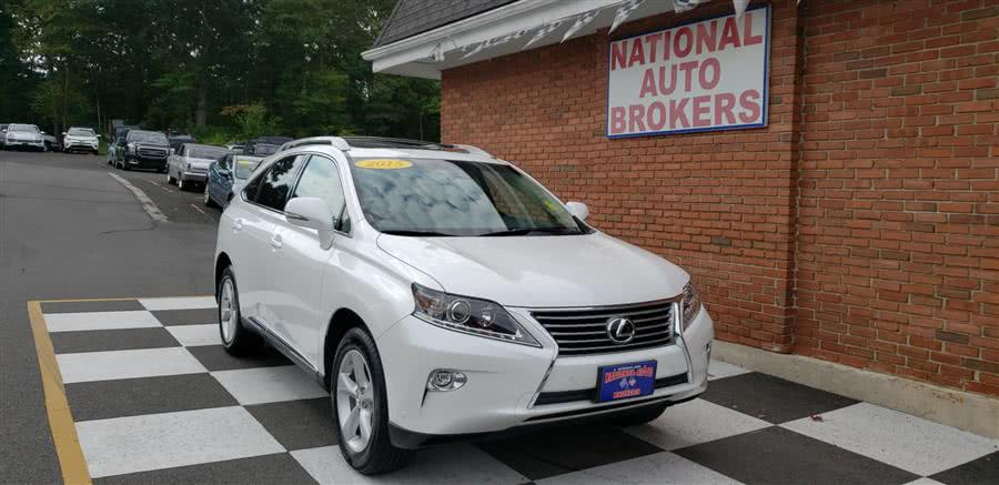 Used Lexus RX 350 AWD 4dr 2015 | National Auto Brokers, Inc.. Waterbury, Connecticut