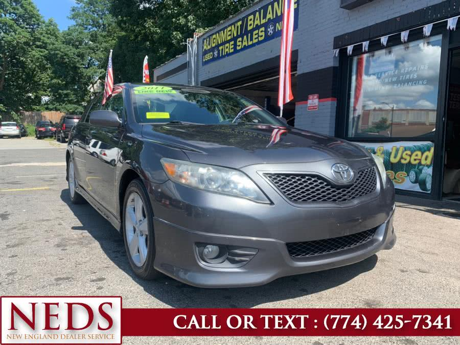 Used 2011 Toyota Camry in Indian Orchard, Massachusetts | New England Dealer Services. Indian Orchard, Massachusetts