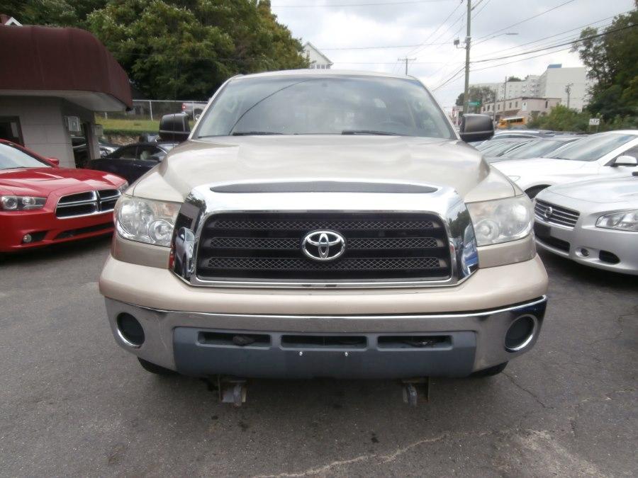 2007 Toyota Tundra 4WD Double 145.7