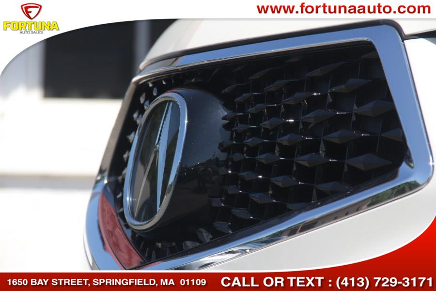 Used Acura MDX 4dr SH-AWD 2017 | Fortuna Auto Sales Inc.. Springfield, Massachusetts