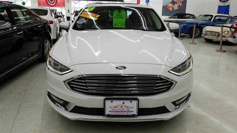 2018 Ford Fusion Hybrid SE FWD, available for sale in West Haven, CT