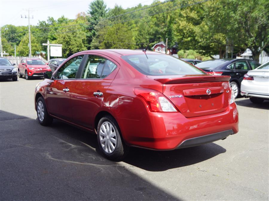 2019 Nissan Versa SV, available for sale in Canton, Connecticut | Canton Auto Exchange. Canton, Connecticut