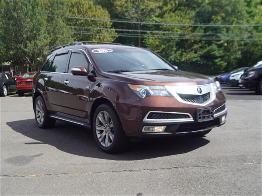 Used 2011 Acura Mdx in Canton, Connecticut | Canton Auto Exchange. Canton, Connecticut