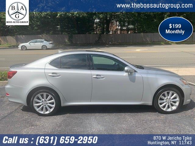 2009 Lexus IS 250 4dr Sport Sdn Auto AWD, available for sale in Huntington, New York | The Boss Auto Group . Huntington, New York