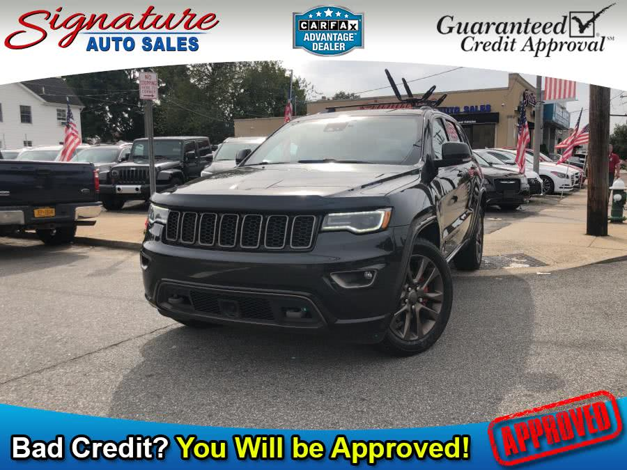 Used Jeep Grand Cherokee 4WD 4dr Limited 2016 | Signature Auto Sales. Franklin Square, New York