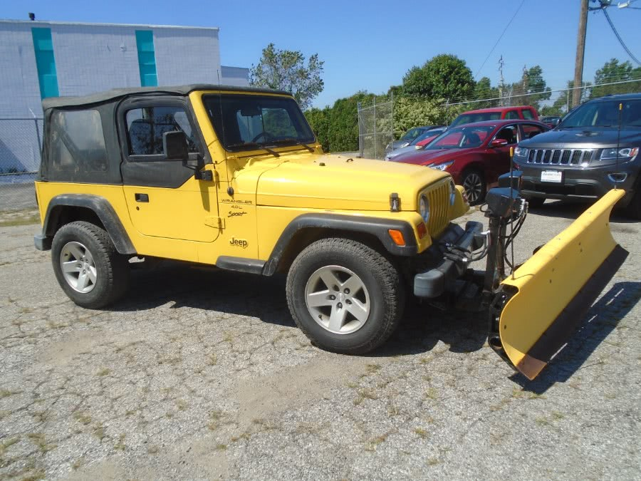 Used 2001 Jeep Wrangler in Milford, Connecticut | Dealertown Auto Wholesalers. Milford, Connecticut