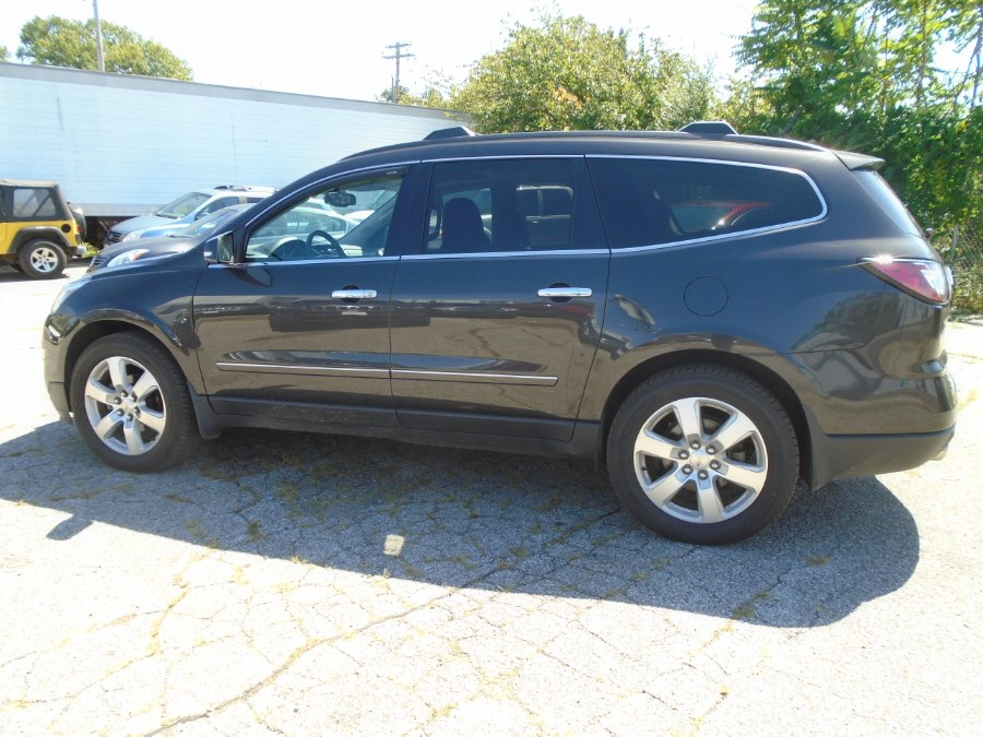 2016 Chevrolet Traverse AWD 4dr LTZ, available for sale in Milford, Connecticut | Dealertown Auto Wholesalers. Milford, Connecticut
