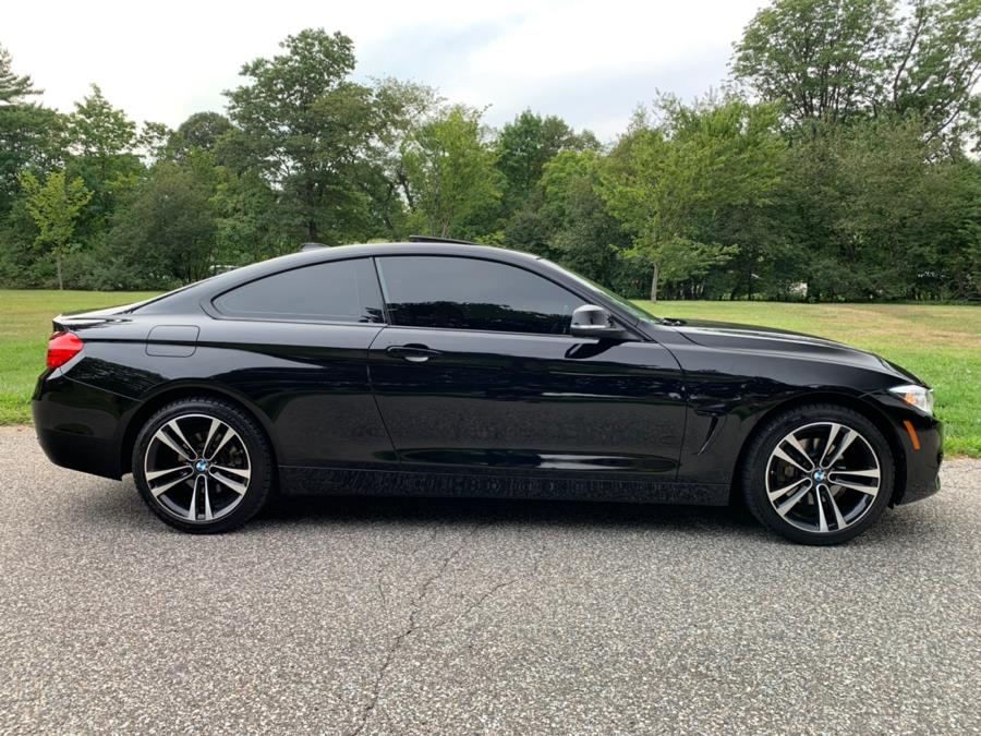 2015 BMW 4 Series 2dr Cpe 428i xDrive AWD SULEV, available for sale in Franklin Square, New York | Luxury Motor Club. Franklin Square, New York