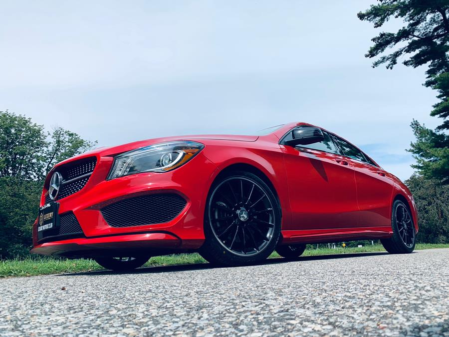 2016 Mercedes-Benz CLA-Class 4dr Sdn CLA250 FWD, available for sale in Franklin Square, New York | Luxury Motor Club. Franklin Square, New York