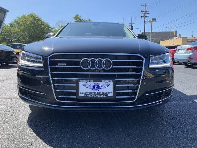 Used Audi A8 l 4.0T 2015 | Luxury Motor Car Company. Cincinnati, Ohio