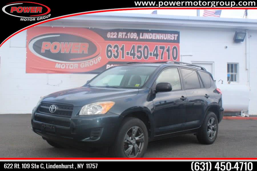 Used Toyota RAV4 4WD 4dr 4-cyl 4-Spd AT 2009 | Power Motor Group. Lindenhurst , New York
