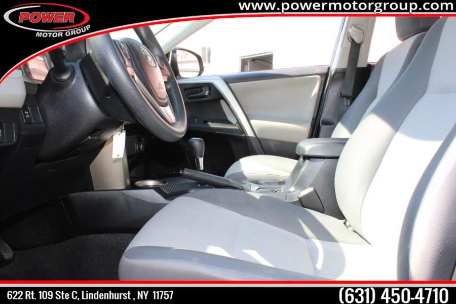 2015 Toyota RAV4 AWD 4dr LE (Natl), available for sale in Lindenhurst , New York | Power Motor Group. Lindenhurst , New York